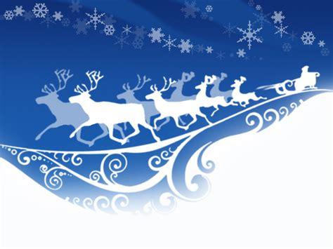 Moving Blue Moving Blue Mblue Polo santa claus reindeer hd wallpaper santa flying reindeer
