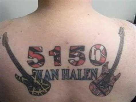van halen tattoo tattoos youtube
