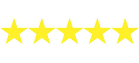 5 star png clip art library