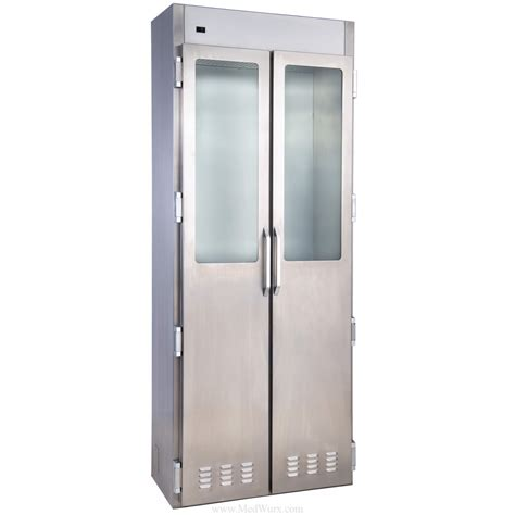 Endoscope Storage Cabinets Suppliers by Medwurx Stainless Steel Clean Air Ventilated Flexible