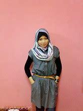 Dress 2tone Vs ayunayunar ayunnisa rahman pink panther lookbook