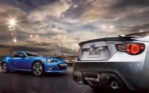 Subaru Brz Years 2017 Subaru Brz Facelift Leaked On The Web