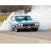 1968 Chevy Chevelle Ss Burnout