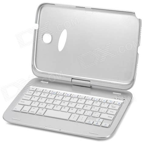 Keyboard Samsung Galaxy Note 8 k540 360 degree rotation bluetooth v3 0 59 key keyboard for samsung galaxy note 8 0 n5100 silver
