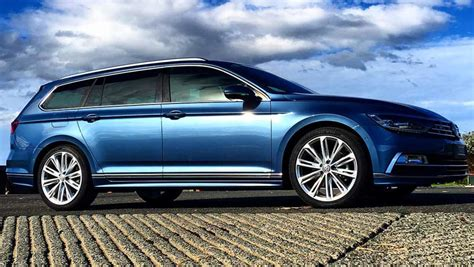 Volkswagen Passat Tdi by Volkswagen Passat 140tdi Highline Wagon 2016 Review
