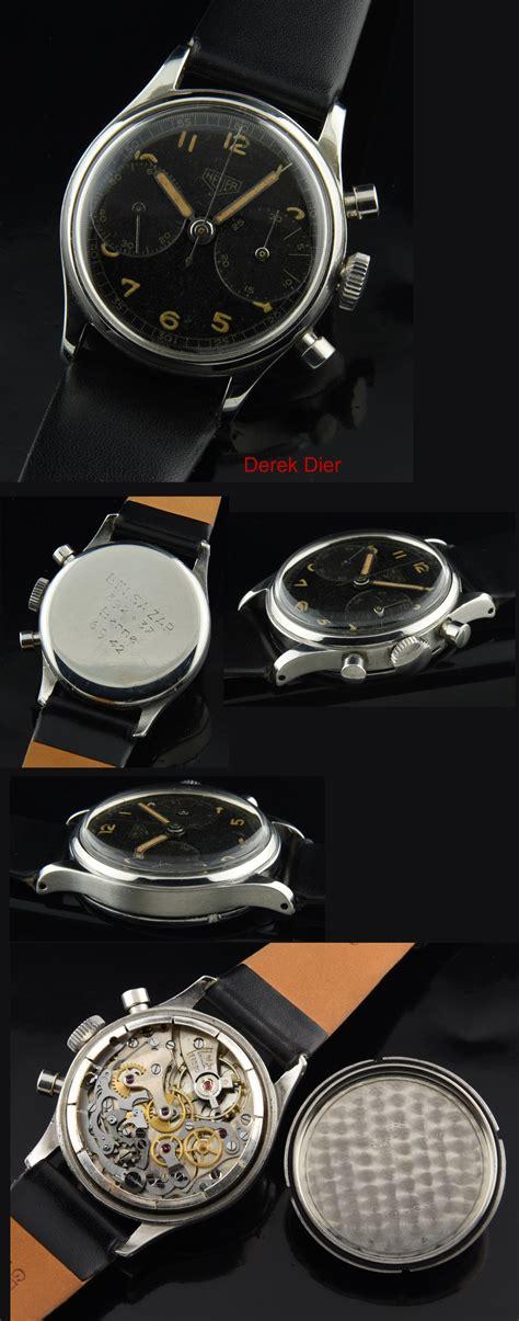 Swiss Navy Sn 8802m Kanvas Original 1 heuer 1940 s all original watchestobuy