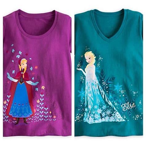 disney wallpaper t shirt anna and elsa disney store t shirt frozen photo