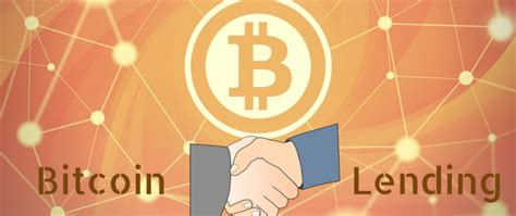 Bitcoin Lending | bitcoin lending and instant bitcoin loans global