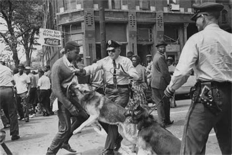 bill hudson a photojournalist during the civil rights era
