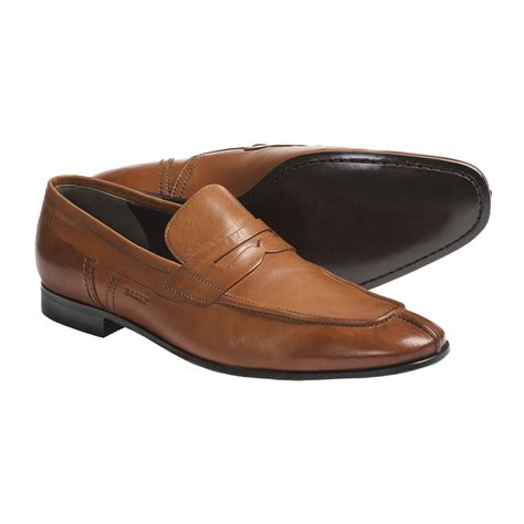 bally costas calfskin loafer shoes for save 45