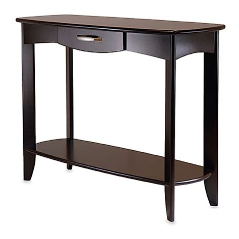 bed bath beyond table ls danica console table bed bath beyond