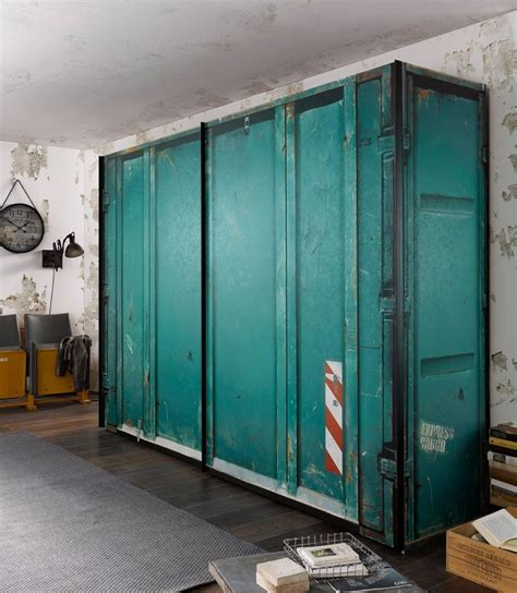kleiderschrank container express solutions schwebet 252 renschrank kaufen otto