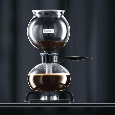 Vacuum Coffee bodum pebo vacuum coffee maker crema