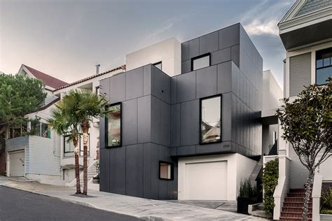 3 Story Building 3 Story House By Edmonds Lee Architects