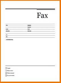 Fax Cover Sheet Template Free Printable by 7 Free Printable Fax Cover Sheet Teknoswitch