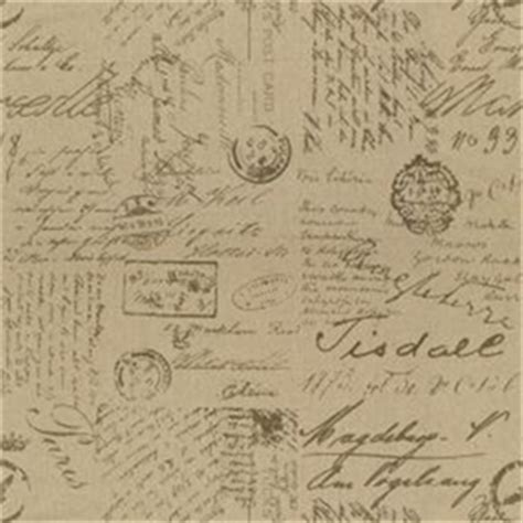 Upholstery Fabric Script by Inscribe 607 Printed Script Fabric 29684