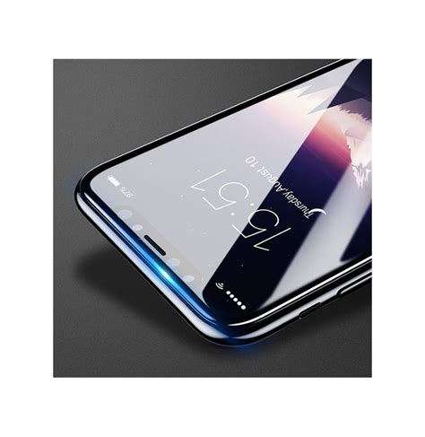 Tempered Glass Iphone X Screen 5d bakeey 5d curved edge cold carving tempered glass screen protector for iphone x