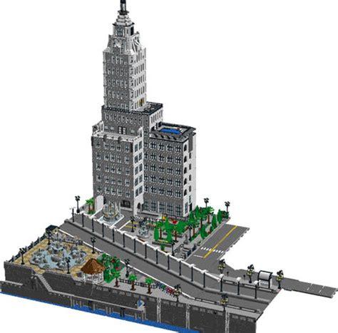 lego digital designer templates wip city section 5 lego digital designer and other