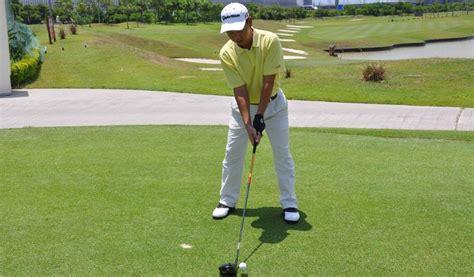 swing nel golf consigli di golf il grip golf vacanze magazine