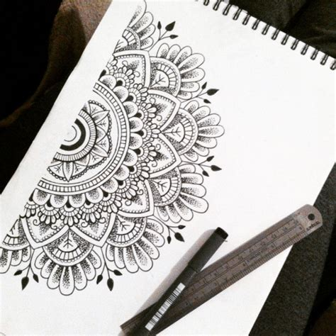 mandala tattoo designs tumblr henna mandala tumblr