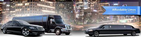 Local Limousine Rentals by Los Angeles Limousine Services La Limo Deals Luxury