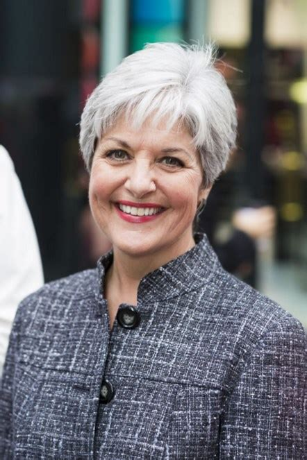 40 year old woman with short grey hair short gray hairstyles for older women going 2016 stock