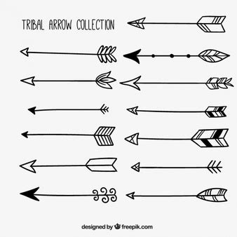 hand drawn arrows removable wallpaper indian design vectors photos and psd files free download