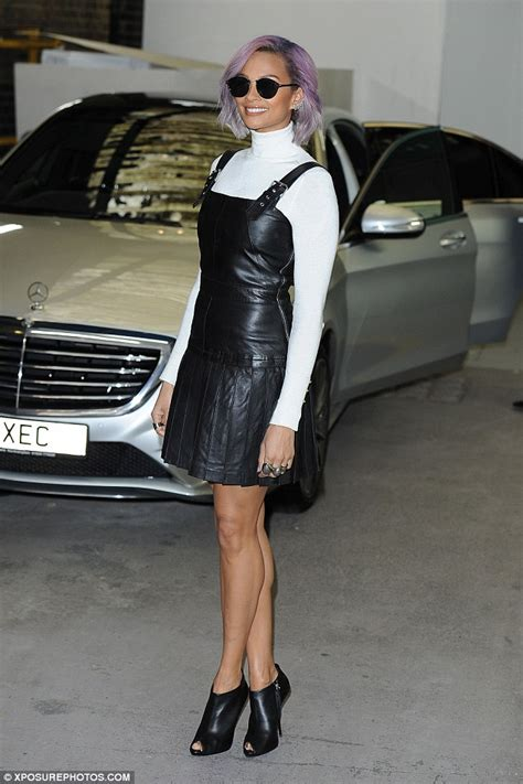 Alesha Dress Set britain s got talent judge alesha dixon sports three