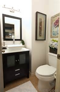 powder bathroom makeover reveal decorchick