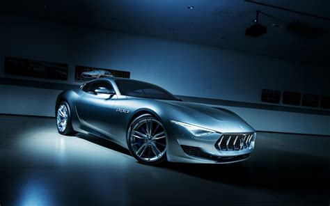maserati 2017 alfieri 2017 maserati alfieri hd cars 4k wallpapers images