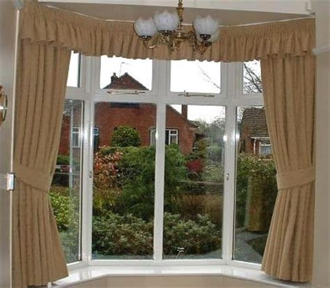 Kitchen Bay Window Curtains Inspiration 38 Best Images About Bay Window Ideas Curtains And Rods On Pinterest Bay Window Treatments