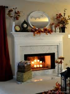 fall mantel decorating ideas 40 delightful diy fall mantel decoration ideas