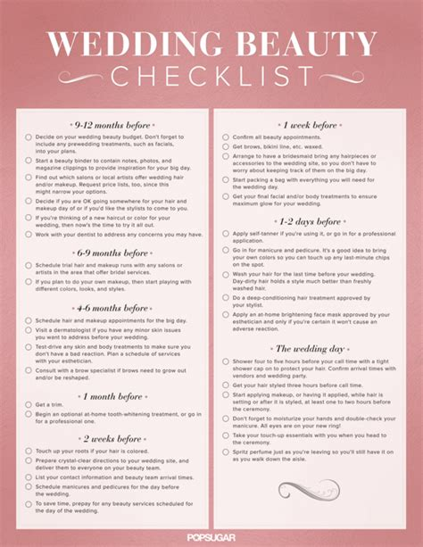 Wedding Checklist by Wedding Planning Checklist Decoration