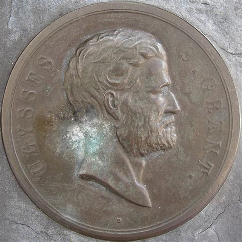 value added follow up grant ulysses s grant coin or medal in a mosaic outside a resta flickr photo