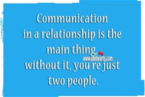 Mba In Communication And Relations by No Communication Quotes Quotesgram
