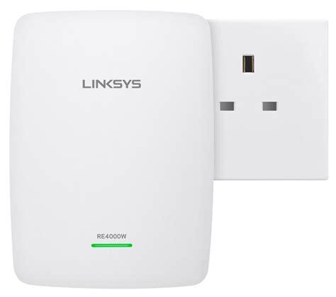 Linksys Re4000 linksys re4000w uk wifi range extender n600 dual band