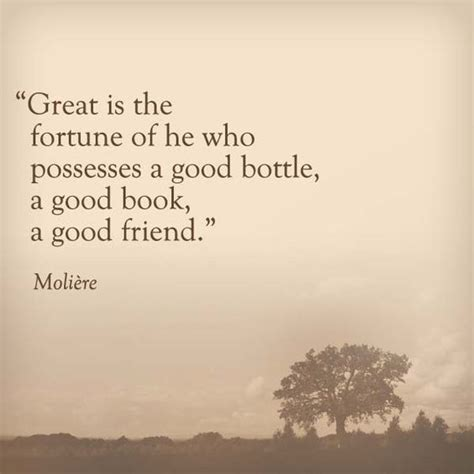 chardonnay minx quotes it books quot great is the fortune of he who possesses a bottle a