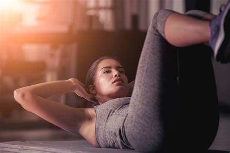relieve your back and neck during abdominal workouts