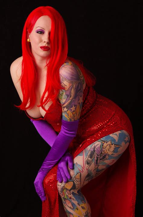 jessica rabbit jessica rabbit 6 by ilovetrunks on deviantart