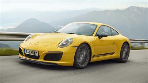 Porsche 911 Bild by Neuer Porsche 911 T Abspecken Mit Porsche Auto