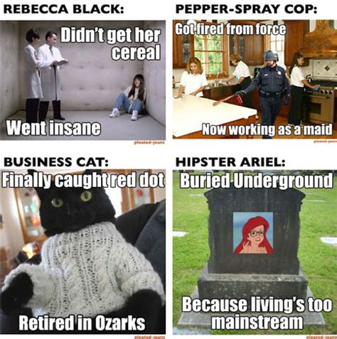 Fast Internet Meme - the memes of 2011 where are they now neatorama