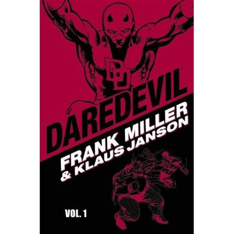 daredevil by frank miller 078519536x daredevil collected