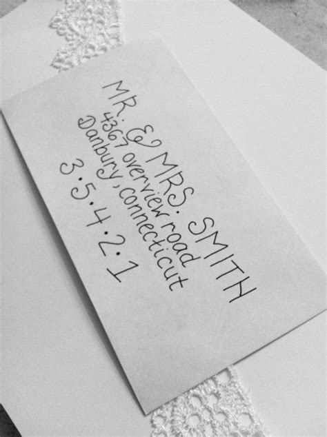 should wedding invitations envelopes be handwritten handwritten ultra print envelope addressing on etsy