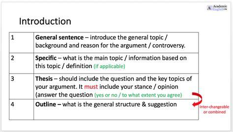 write  academic introduction academic english uk