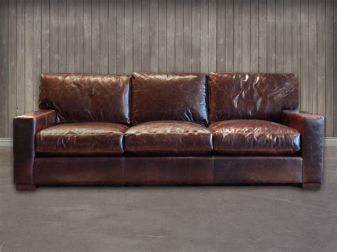 brompton leather couch leather sofa design glamorous brompton leather sofa