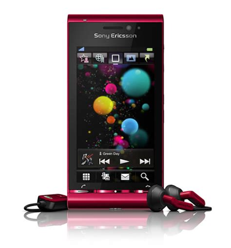 new mobile sony ericssion unveiled 3 new mobile phones
