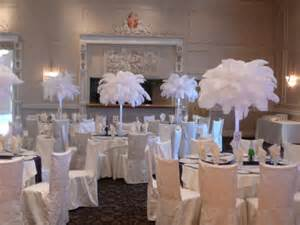feathers for centerpieces wedding feather centerpiece special occasion hire