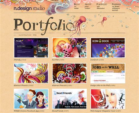 web design inspiration hand drawn 40 most beautiful hand drawn website designs at dzineblog