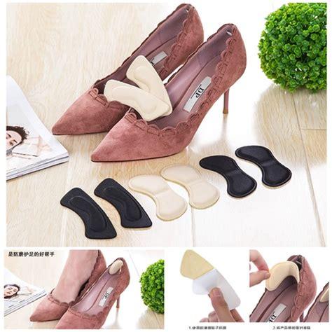 Anti Slip Pad High Heel Sepatu Shoes Wanita Heels Silicone Pegal All jual s1690 random shoes pad comfort walking grosirimpor