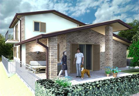 Progetto Casa 130 Mq by Da 130mq In Bioedilizia E Tradizionali